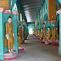 Birmanie: les trois villes impériales