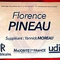 Le Front National et Corinne Fillet portent plainte contre les 2 Candidats LR-DVD #8503 <b>Vendée</b>