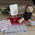 [crochet] [tricot] un kit naissance pour estelle