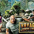 Voyage au centre de la terre 2 : L'île mysterieuse