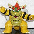 Action Nintendo Super <b>Mario</b> Mini Figurine de Collection Personnage Bowser 9 cm - Collection Figure - Banpresto, Together Plus