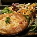 Quiches au surimi <b>WW</b>