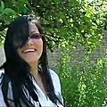 Mozghan Erfani, plasticienne