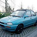 Mazda 121 type db découvrable