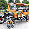 FORD Model T taxibus 1929