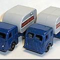 Camions <b>poubelles</b> 15 C (1963-1968) ...