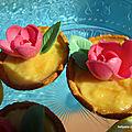 tartelettes a la crème citron - lemon curd