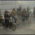 Dans les rues de tianjin, hiver 2013