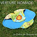 proposé par Couture : Guirlande de fanions - le coffre de Scrat et Gloewen, couture, lecture, DIY, illustrations...
