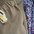Petits pantalons d'été - duo