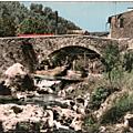 Le Pont Vieux et les cascades