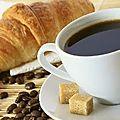 Un petit-déjeuner incomplet