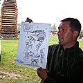 Caricature en direct BOURSIER 6