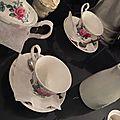 L'autre salon de thé : salon de thé d'un autre temps (sur place)
