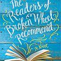 The readers of broken wheel recommend (katarina bivald)