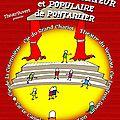 affiche Festival de théâtr'Ouvert 2008