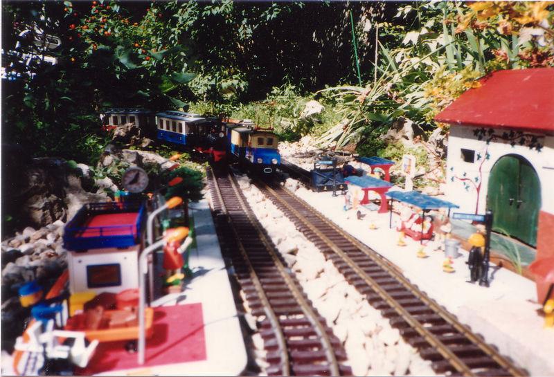Gare de Bellevine 1991
