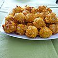 Boulettes de poulet
