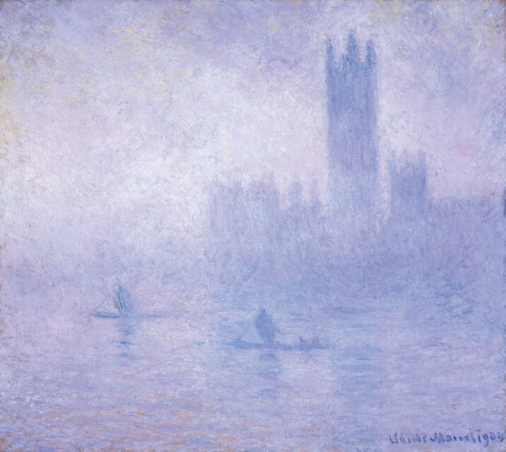 National Gallery opens first purely Monet exhibition to be staged in ...