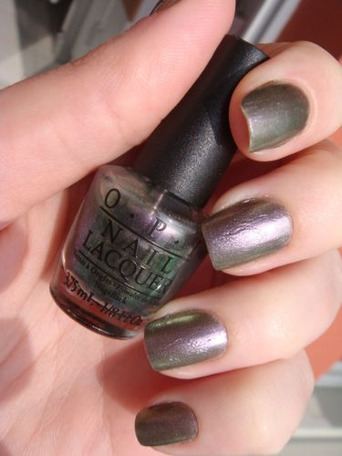 OPI - Not Like the Movies