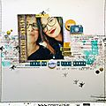A votre sketch !!! {just create and scrap} #246