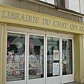 Librairie du Chat qui lit à Châtelaillon-Plage