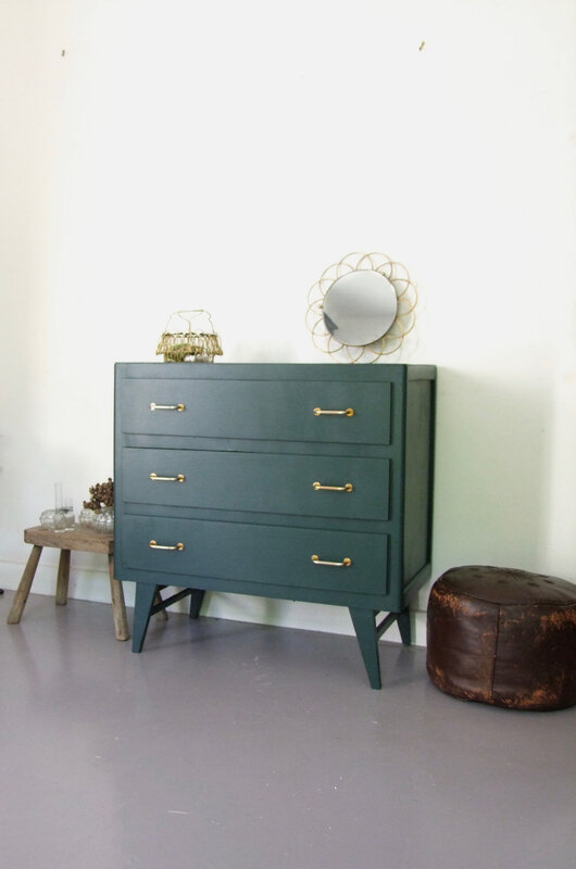 Commode vintage**