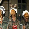 YU - 2007 AFRIQUE, spectacle Aourindé à Bollène 07/2007