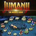 Jumanji : le <b>jeu</b> <b>mobile</b> sera dispo à partir du 14 décembre…