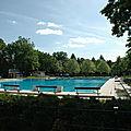 036 La Piscine... C'est là que j'ai appris à nager...!