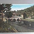 St Léonard de Noblat - pont des lilas