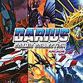 Critique : DARIUS COZMIC COLLECTION - <b>Arcade</b> & Console