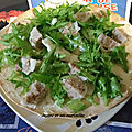 <b>Salade</b> aux bouchons