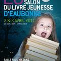 28e salon du livre jeunesse d'eaubonne - 2 et 3 avril 2011