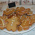 biscuits bonhomme
