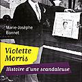 Violette Morris (Histoire d'une Scandaleuse) - M.Josèphe Bonnet