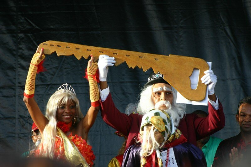 Le Roi Vaval et sa Reine