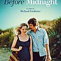 Concours Before Midnight : 10 places à gagner pour la fin de la trilogie amoureuse de <b>Linklater</b>