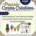 PASSION CARTES CREATIVES MAGAZINE