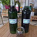 Sirop menthe maison (thermomix)