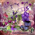 Purple enchantement !!!