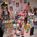 Le stand Doll no kawen
