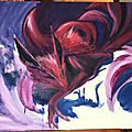 Acrylique - step by step 3