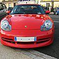 Porsche 911-996 gt3 mk i (1999-2003)