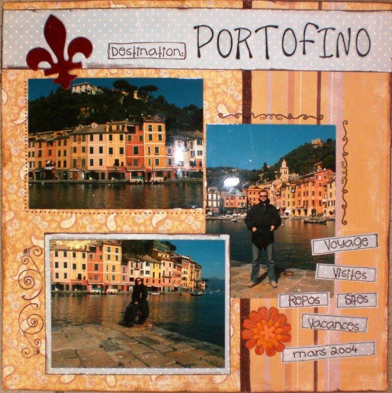 Destination Portofino, un petit port coloré ou il fait bon se ballader