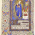 Bedford master, golden legend master, jouvenel master and bartholomeus anglicus master, book of hours, paris, circa 1431-40