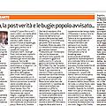 Mina n°25 di Mario Morisi su Brescia Oggi: