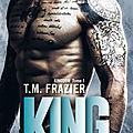 Kingdom Tome 1 : King, T. M. Frazier
