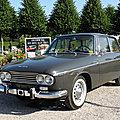 <b>DKW</b> - VEMAG Fissore berline 1963