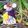 Les souris de rosebud lane #2 : rat des champs